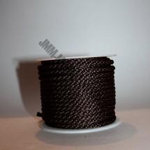 Crepe Cord - Dark Brown (5801)