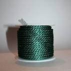 Crepe Cord - Jade Green - Roll Price (5601)
