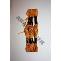 Trebla Embroidery Silks - Brown (214)