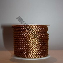 Crepe Cord - Old Gold - Roll Price (141)