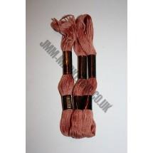 Trebla Embroidery Silks - Brown (767)