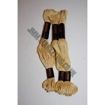 Trebla Embroidery Silks - Brown (2125)