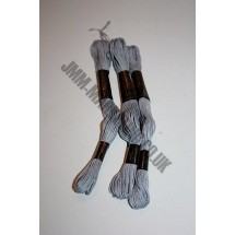 Trebla Embroidery Silks - Grey (967)