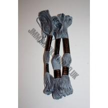 Trebla Embroidery Silks - Grey (969)