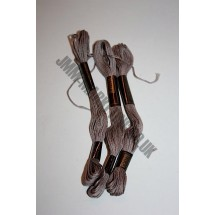Trebla Embroidery Silks - Grey (674)