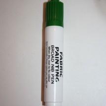 Dylon Colourfun Fabric Pens - Green