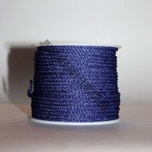 Crepe Cord - Royal Blue - Roll Price (5501)