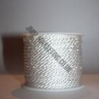 Crepe Cord - White (5002)