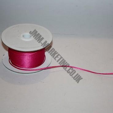 Rope Cord - Shocking Pink