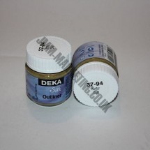 Deka Outliner Gutta 45ml - Gold