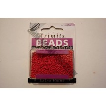 Seed Beads - Red