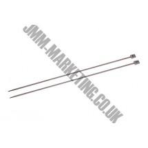 Knitting Needles - 35cm - 8.00mm