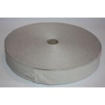 "Polyester Webbing 1"" (25mm) - Beige"