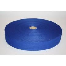 "Polyester Webbing 1"" (25MM) - Royal Blue - Roll Price"