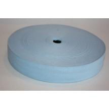 "Polyester Webbing 1"" (25MM)  - Sky Blue - Roll Price"