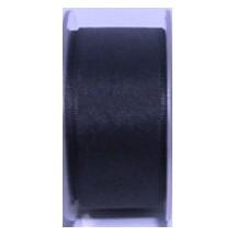 """Seam Binding Tape - 12mm (1/2"""") - Navy (196)"""