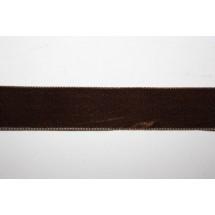 """Velvet Ribbon 16mm (5/8"""") - Brown"""