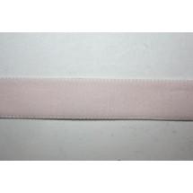 """Velvet Ribbon 22/25mm (1"""") - Baby Pink"""