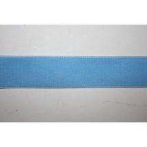 """Velvet Ribbon 22/25mm (1"""") - Light Blue"""