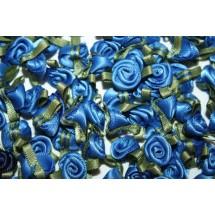 Ribbon Roses - Small - Royal Blue