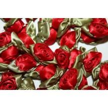 Ribbon Roses - Large - Red
