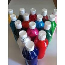 Scolart Fabric Paint 500ml 6 Pack