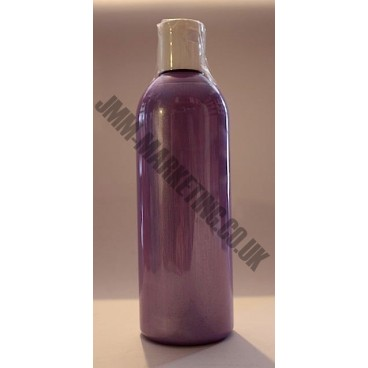 Scolart Pearlescent Fabric Paint 500ml - Mauve