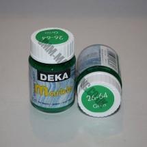 Deka Marble Paint 20ml - Green