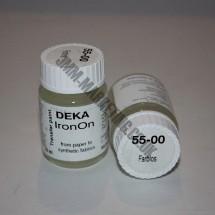 Deka Iron on Paints 25ml - Colourless