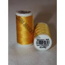 Coats Duet Thread 100m - Gold 6349 (S039)