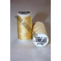 Coats Duet Thread 100m - Gold 2116 (S035)