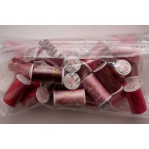 Lesur 100m Colour Pack Red/Pinks - Full Pack
