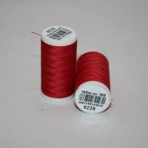 Coats Duet Thread 100m - Burgundy 9229 (S126)