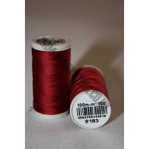 Coats Duet Thread 100m - Burgundy 9183 (S128)