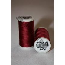 Coats Duet Thread 100m - Burgundy 9604 (S117)
