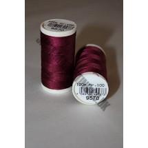 Coats Duet Thread 100m - Burgundy 9570 (S120)