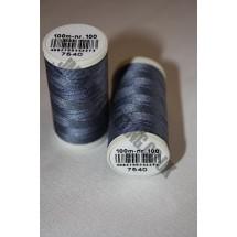 Coats Duet Thread 100m - Blue 7540 (S206)