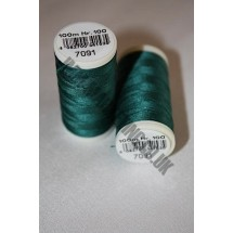 Coats Duet Thread 100m - Green 7091 (S311)