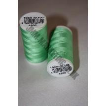 Coats Duet Thread 100m - Green 4200 (S287)