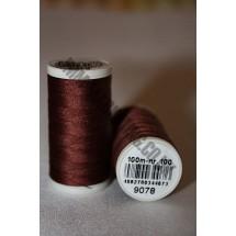 Coats Duet Thread 100m - Brown 9078 (S456)