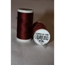 Coats Duet Thread 100m - Brown 9108 (S436)