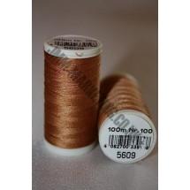 Coats Duet Thread 100m - Brown 5609 (S424)