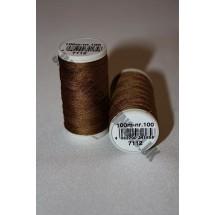 Coats Duet Thread 100m - Brown 7112 (S451)