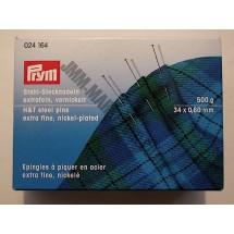 Prym Dressmakers Pins 34mm - 500g (024164)