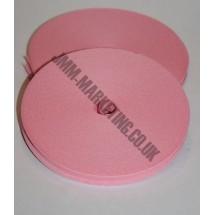 """Bias Binding 1/2"""" (12mm) - Baby Pink"""