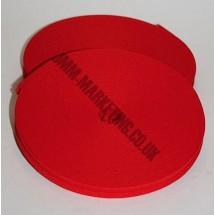 """Bias Binding 1/2"""" (12mm) - Red"""