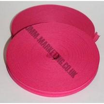 "Bias Binding 1/2"" (12mm) - Cerise - Roll"