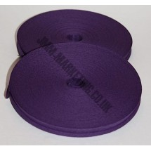 "Bias Binding 1/2"" (12mm) - Purple - Roll"