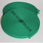 "Bias Binding 1/2"" (12mm) - Emerald - Roll"