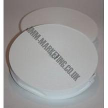 "Bias Binding 1"" (25mm) - White - Roll"